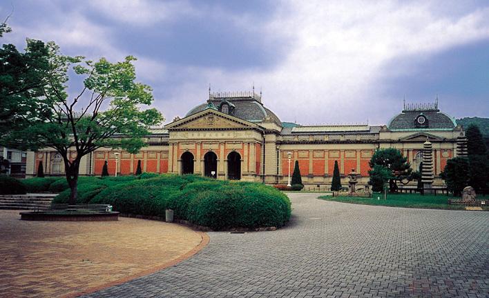 京都国立博物館本館 イメージ