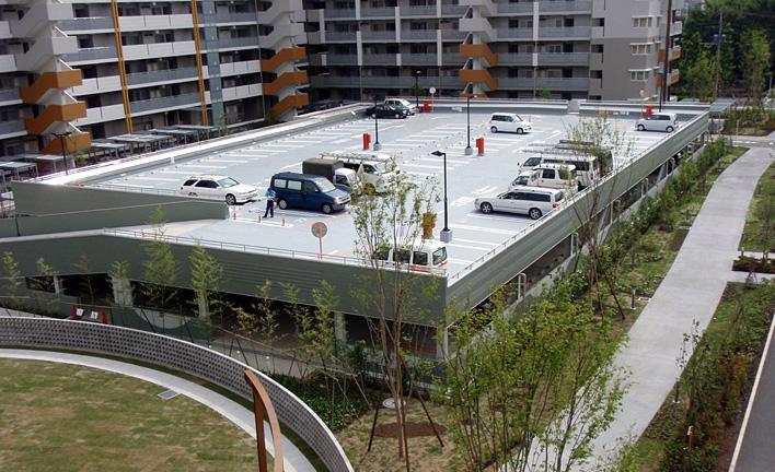 草加松原団地(建替)第1期先工区土木その他その2補備工事 イメージ