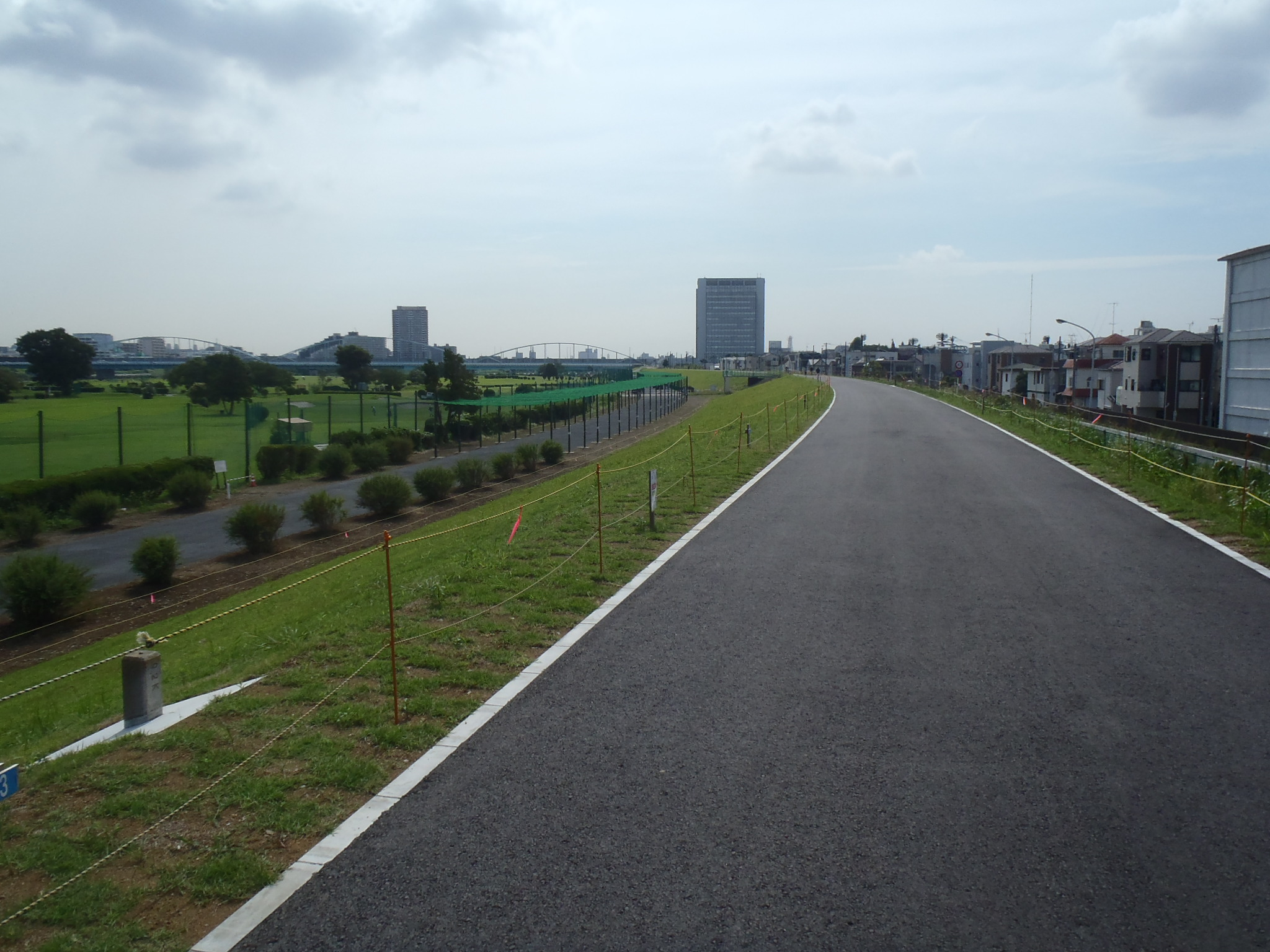 H29多摩川古市場築提護岸外工事 イメージ