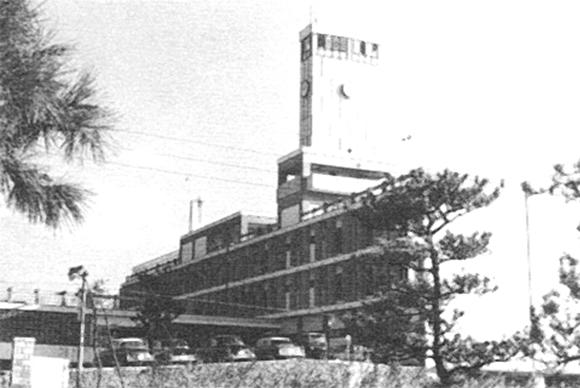 船橋市庁舎