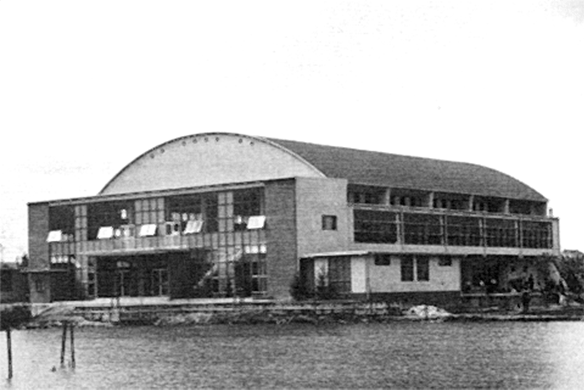 足立区体育館