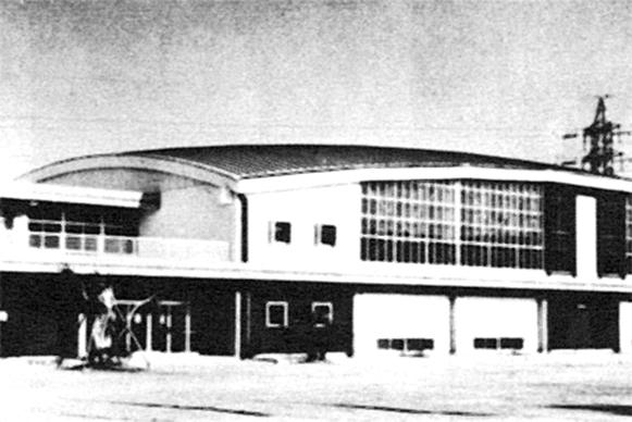 日立運輸体育館