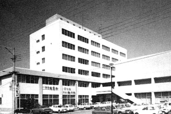 三原市農協会館