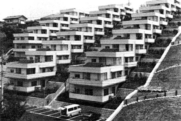 寺尾台テラスハウス