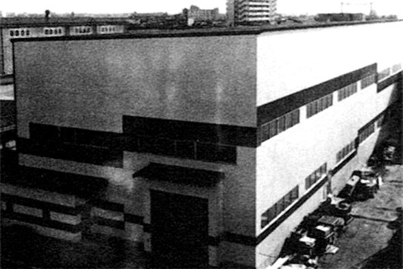 滝川化学工場