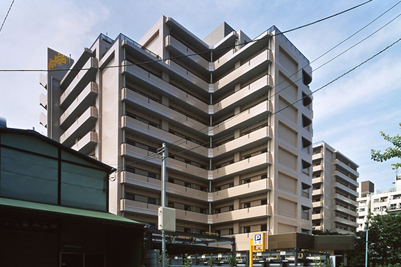 亀戸6丁目ビジネスホテル