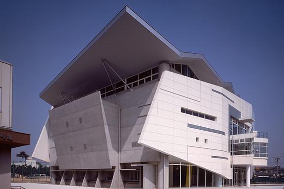 立教大学体育館