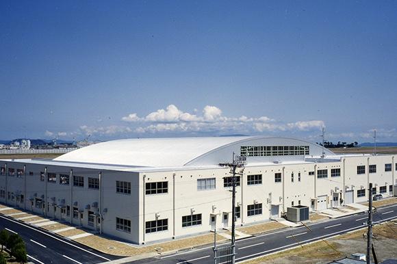 徳島(5)格納庫