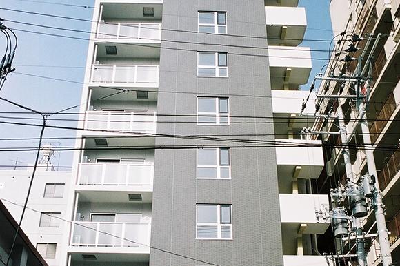 一番町マンション新築工事